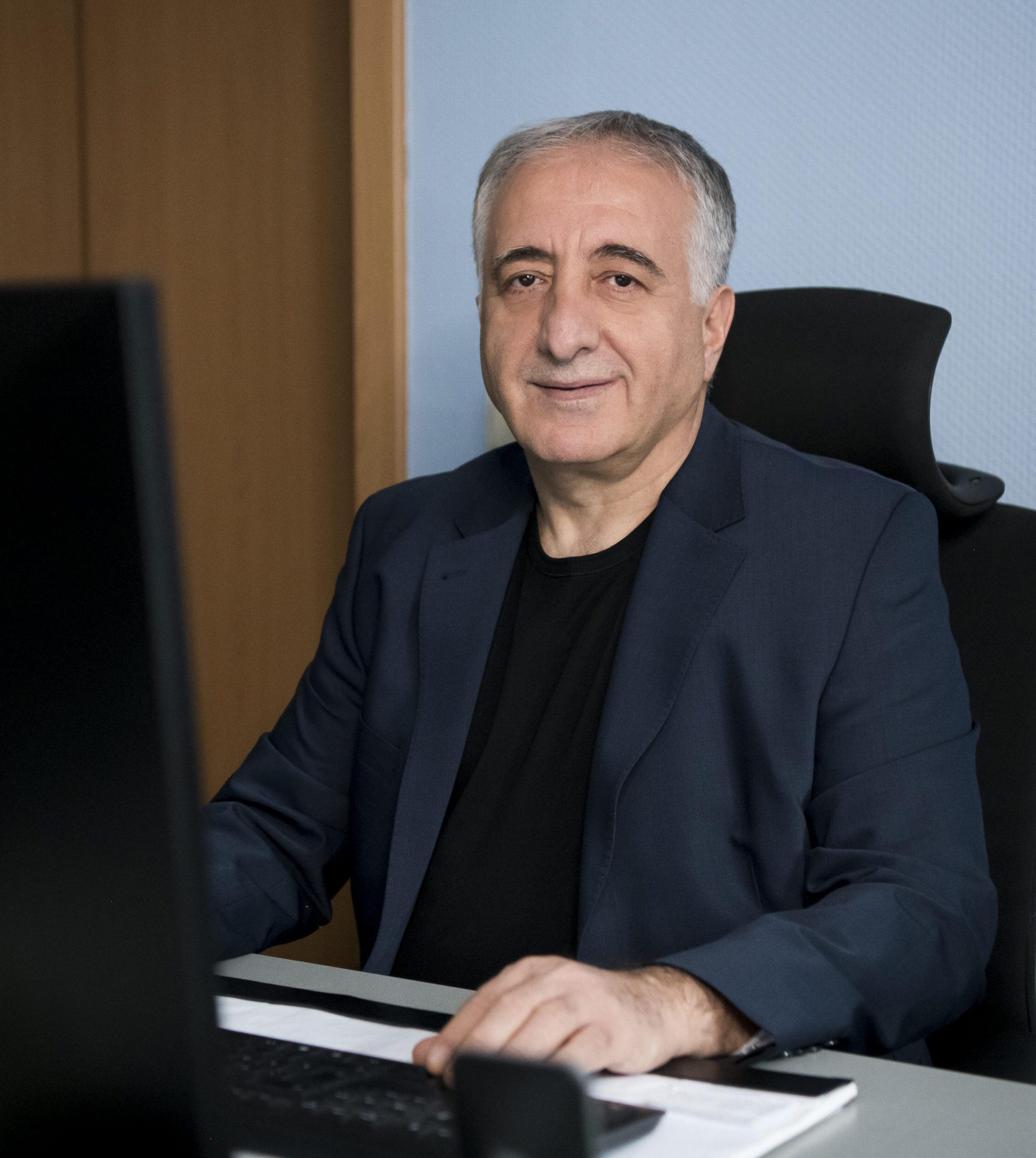Nevzat Dursun - Geschäftsführer der Linguamon GmbH